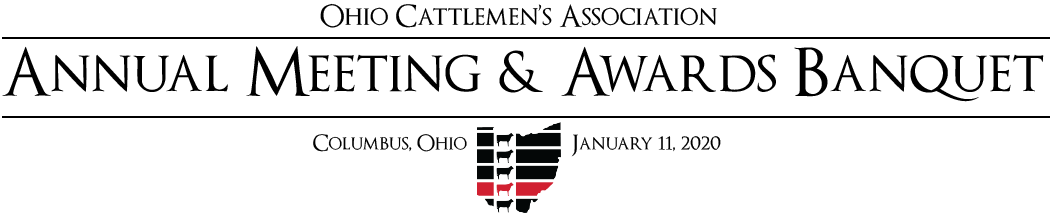 Ohio Cattlemen's Association to Host Annual Meeting and Banquet